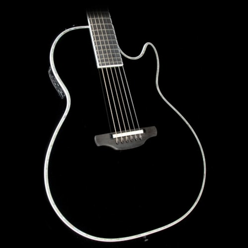 Ovation Dave Amato Viper Steel String Acoustic-Electric Guitar Black Brand New, $1,099.00