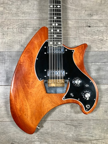 Ovation Deacon 12-String 1975 Natural
