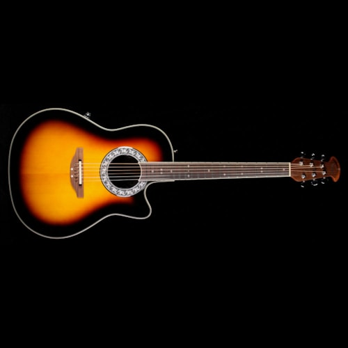 Ovation Glen Campbell Signature Cutaway Acoustic Guitar Sunburst