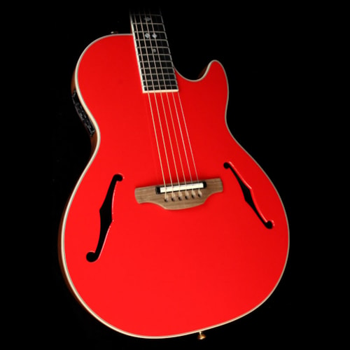 Ovation Yngwie Malmsteen Signature Viper Acoustic Electric Guitar Rosso Corsa Red Brand New, $1,099.00