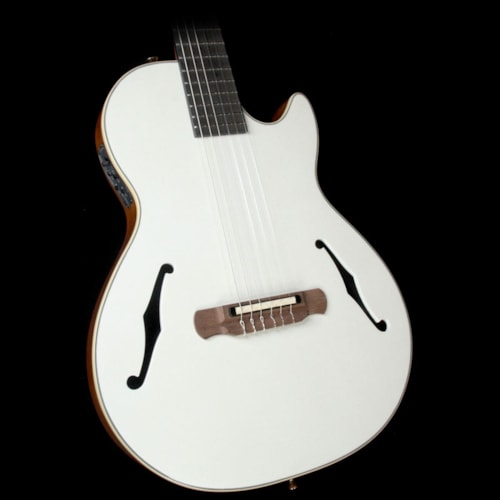 Ovation Yngwie Malmsteen Viper Acoustic Electric Guitar Pearl White Brand New, $1,099.00