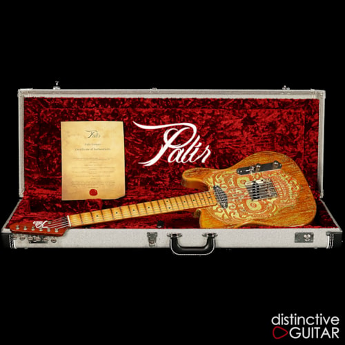 Palir Mojo Titan Tele® Day of the Dead, Brand New, Original Hard, $2,599.00