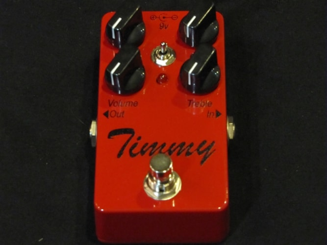 Paul Cochrane Timmy Pedal Sanctuary Red, Brand New