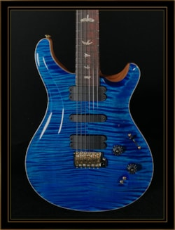 Paul Reed Smith 509 with 10 Top