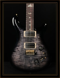 Paul Reed Smith Custom 24-08 with 10 Top