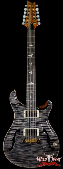 2020 Paul Reed Smith Core Flame 10 Top Hollowbody I HB1 12-String