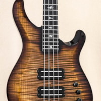 PAUL REED SMITH Grainger 4 String Bass - Copperhead 10 Top