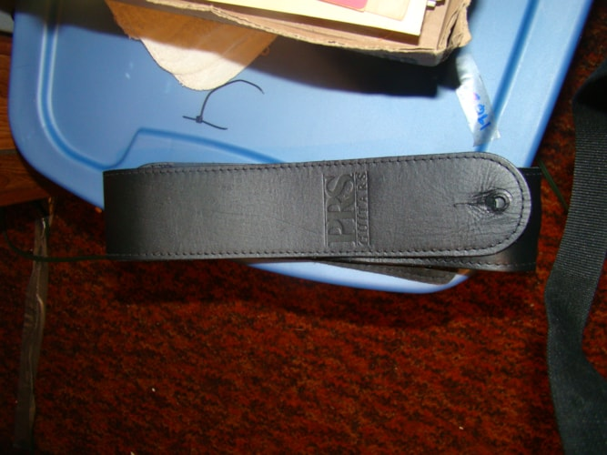 Paul Reed Smith Guitar Strap Mint, $25.00