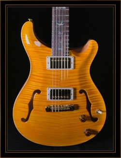 Paul Reed Smith Hollowbody II Artist Package