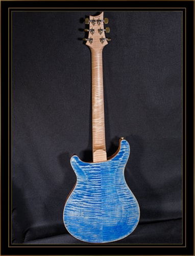 Paul Reed Smith Hollowbody II Faded Blue Jean, Brand New, Original Hard, $6,240.00