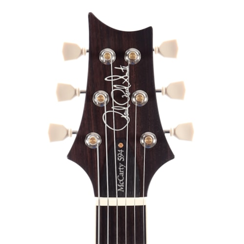 PRS McCarty 594 Charcoal Burst 10 Top (Serial #0298272)
