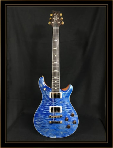 Paul Reed Smith McCarty 594 with 10 Top Quilt Maple Faded Blue Jean, Brand New, Original Hard, $4,200.00