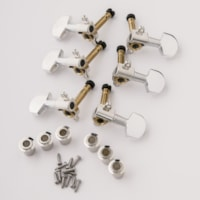PAUL REED SMITH Phase III Locking Tuners set in Nickel ACC-4363S-N