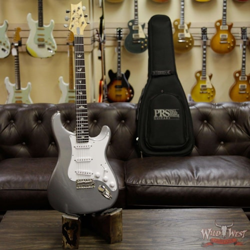 Paul Reed Smith - PRS PRS John Mayer Signature Model Silver Sky Maple Neck Rosewood Fingerboard Tungsten (Silver) Tungsten