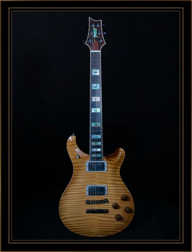 Paul Reed Smith Private Stock Aged McCarty 594 in Faded McCarty Burst