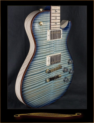 Paul Reed Smith Private Stock Guitar of the Month November 2016 SC 594 Faded Royal Blue, Brand New, Hard