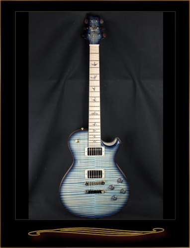 Paul Reed Smith Private Stock Guitar of the Month November 2016 SC 594 Faded Royal Blue, Brand New,