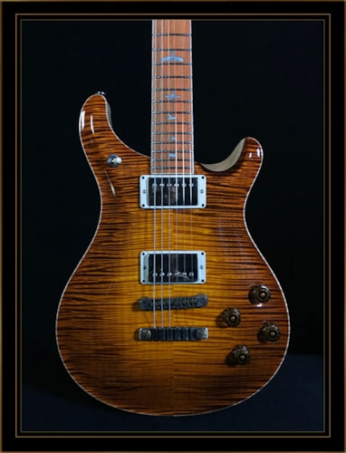 Paul Reed Smith Private Stock McCarty 594 Semi-hollow McCarty Glow with Natural Back