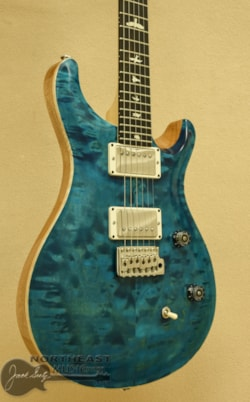 PAUL REED SMITH PRS CE 24 Northeast Music Center Exclusive - Blue Matteo SN:2563