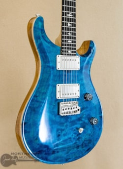 PAUL REED SMITH PRS CE 24 Northeast Music Center Exclusive - Blue Matteo (s/n: 9893)