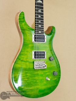 PAUL REED SMITH PRS CE 24 Quilt Northeast Music Center Exclusive - Eriza Verde (s/n: 5303)