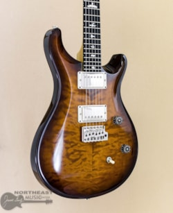 PAUL REED SMITH PRS CE 24 Quilt Northeast Music Center Exclusive - Violin Amber Sunburst (s/n: 7249)