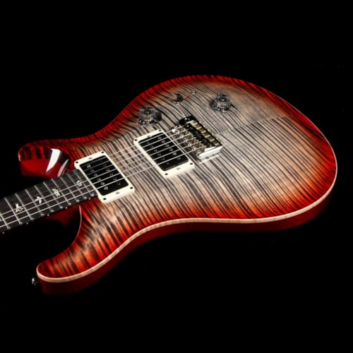 Paul Reed Smith PRS Custom 24 10-Top Charcoal Cherry Burst