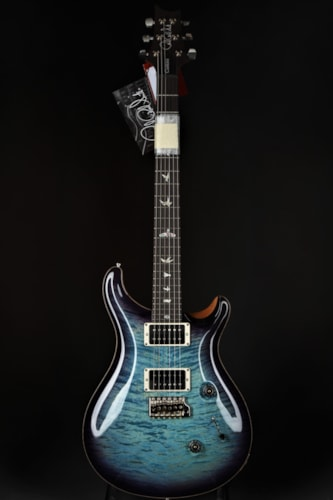 Paul Reed Smith (PRS) Custom 24 - Aquableux Purple Burst/PRS Experience Event Brand New, Hard, $4,100.00