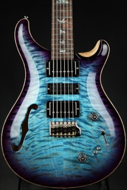 Paul Reed Smith (PRS) Eddie's Guitars Wood Library