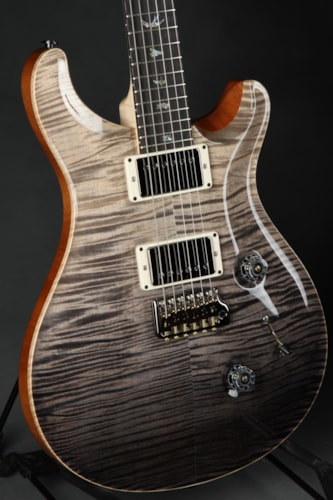 Hold - Paul Reed Smith (PRS) Eddie's Guitars Wood Library Custom 24 Fatback - G