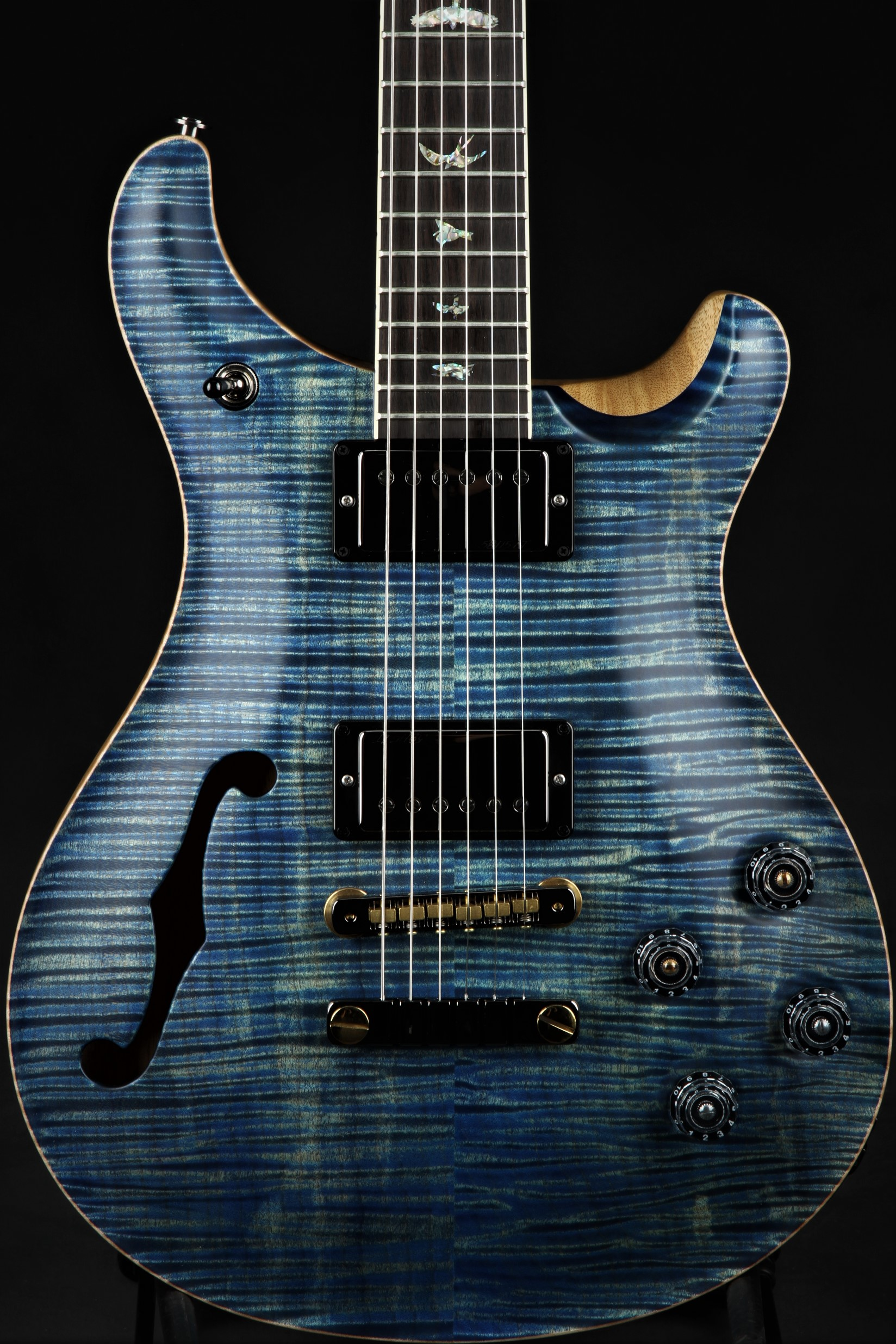 Paul Reed Smith Prs Eddies Guitars Wood Library Mccarty 594 Semi Guitar Holl Electric Hollow Body