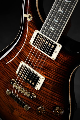 Paul Reed Smith (PRS) Eddie's Guitars Wood Library McCarty 594 - Black Gold Burst/ Brand New, Hard, $4,999.00