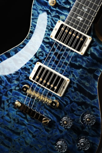 Paul Reed Smith (PRS) Eddie's Guitars Wood Library McCarty Singlcut 594 - River Bl Brand New, Hard, $4,999.00