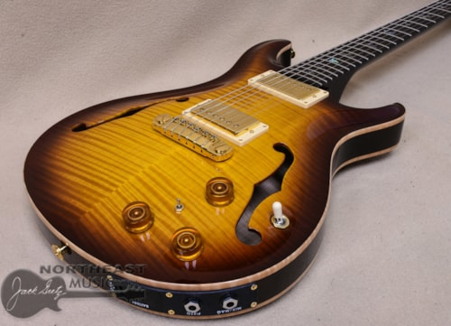 PRS Hollowbody II Piezo - McCarty Tobacco Artist Package (Used)