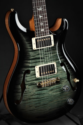 Paul Reed Smith (PRS) Hollowbody II - Trampas Green Smokewrap Brand New, Hard, $5,450.00
