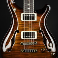 Paul Reed Smith (PRS) McCarty 594 Hollowbody II - Black Gold Wrap
