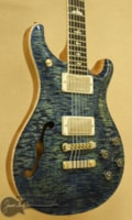 PAUL REED SMITH PRS McCarty 594 Semi-Hollow 10 Top - River Blue