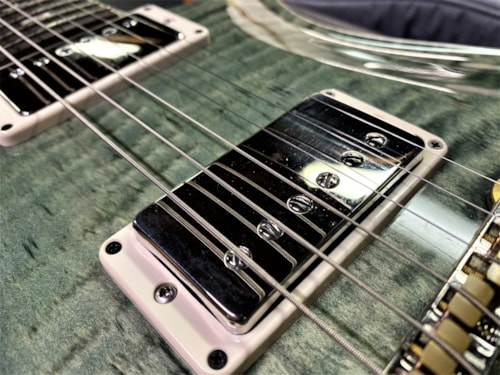 2017 Paul Reed Smith (PRS) McCarty 594 - Trampas Green