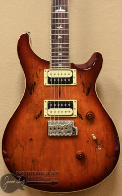 PAUL REED SMITH PRS SE Custom 24 Spalted Maple - Vintage Sunburst