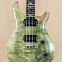 PAUL REED SMITH PRS SE Paul's Guitar - Trampas Green