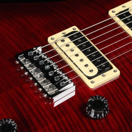 Paul Reed Smith PRS SE SVN 7-String Black Cherry