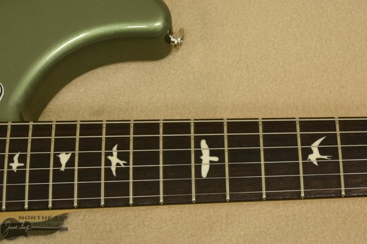 PRS Silver Sky - Orion Green - In Stock & Ready to Ship
