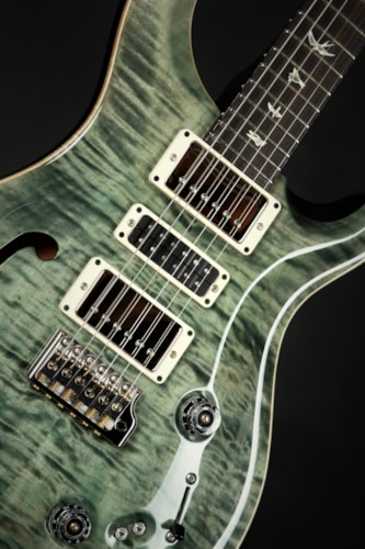 Paul Reed Smith (PRS) Special Semi-Hollow Limited Edition - Trampas Green