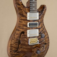 PAUL REED SMITH PRS Wood Library Special Semi Hollow - Copper 10 Top