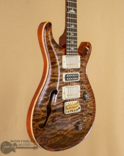 PAUL REED SMITH PRS Wood Library Special Semi Hollow - Autumn Sky w/ Matching Figured Maple Neck