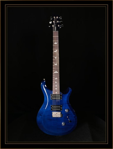 Paul Reed Smith S2 Custom 24 in Whale Blue