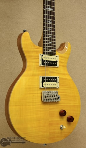 Paul Reed Smith SE Santana in Santana Yellow