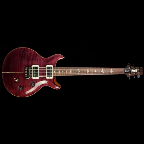 Paul Reed Smith Used 2014 Paul Reed Smith Santana Ten Top Electric Guitar Amethyst Amethyst, Excellent, $2,699.00