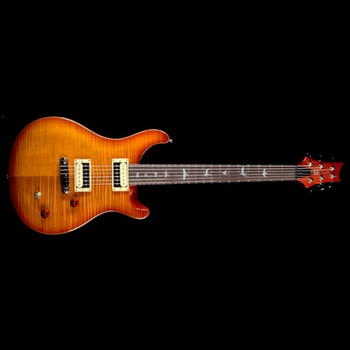 Paul Reed Smith Used Paul Reed Smith PRS SE Custom Electric Guitar Vintage Sunburst Excellent, $549.00