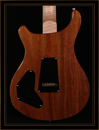 Paul Reed Smith Wood Library DGT with Quilt Top Maple Neck and Fretboard River Blue, Brand New, Original Hard